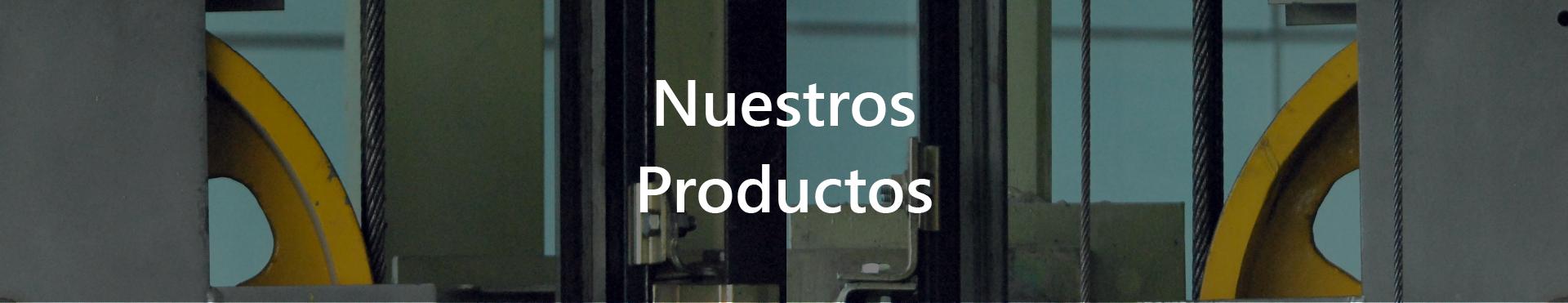 Nuestros productos
